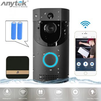 Waterproof WiFi Video Doorbell